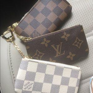 Rare Trifecta Set • NWT• Louis Vuitton key clays